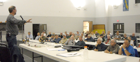 Talk for the Mt Home Rod & Reel CLub in 2008